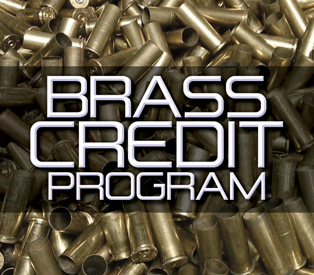 Brass Credit Program