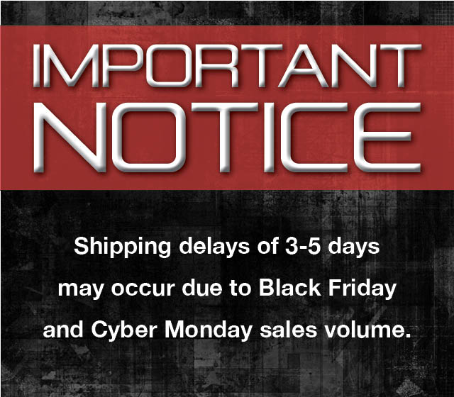 Shipping Delays
